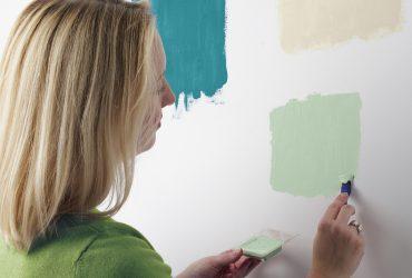 Chọn màu sơn thông minh cho từng không gian