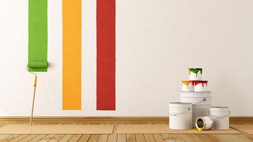 Trải nghiệm sơn nhà cùng Vinacolor Việt Nam