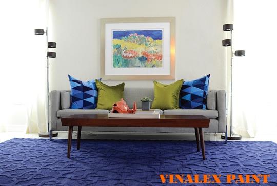 sơn bóng nội thất cao cấp Vinalex