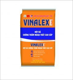 Bột bả chống thấm ngoại thất cao cấp Vinalex Agrin Nano