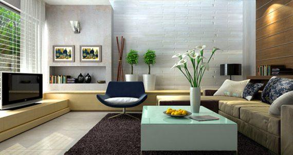 Sơn nội thất, những loại sơn nào đang được dùng nhiều nhất?