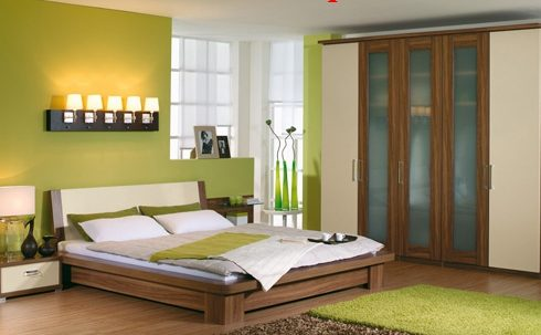 Lựa chọn màu sơn phòng ngủ đẹp hợp phong thủy năm 2017