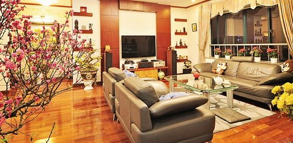 Sơn nội thất cao cấp Vinalex tưng bừng chào đón năm mới 2017