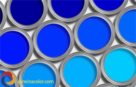 Màu sơn đẹp nội thất cùng sơn Vinalex