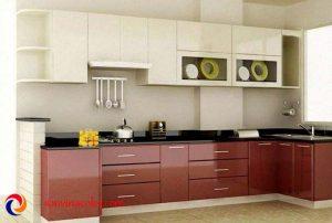 sơn nội thất cho nhà bếp đẹp