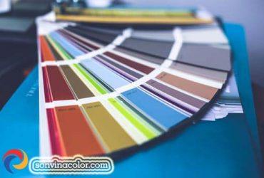 Chọn màu sơn nhà đẹp đón Tết 2017