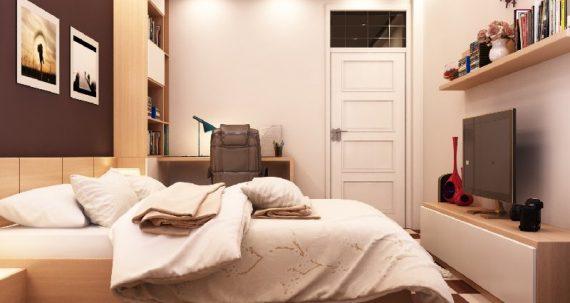 Cách chọn màu sơn cho phòng ngủ