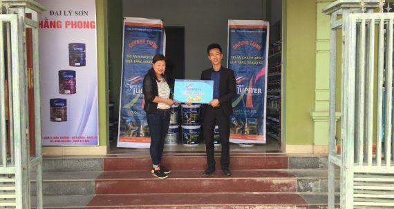 Chương trình tri ân khách hàng quý I/2018- Công ty CP Sơn Jupiter Việt Nam