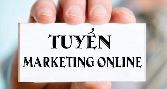 Tuyển dụng Marketing Online Quý III năm 2018