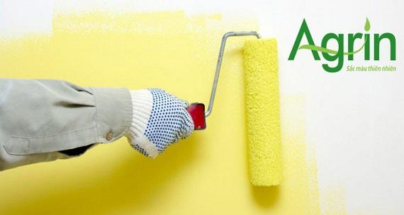 Sơn chống thấm Agrin – giải pháp chống thấm tường nhà hoàn hảo