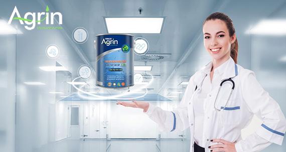 Được gì khi lựa chọn sơn công nghệ thân thiện Agrin