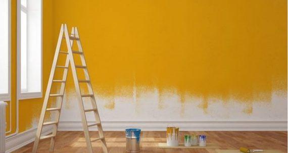 Mẹo thi công sơn | Lưu ý khi thi công sơn nhà