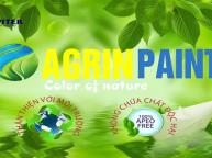 Tư vấn mở đại lý sơn với thương hiệu sơn Agrin