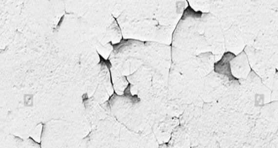 Cách xử lý khi sơn tường nhà bị bong tróc